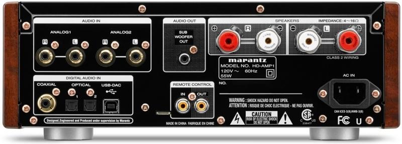 Marantz HD-AMP1 Integrated Digital Amplifier-03