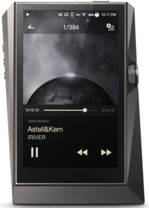 Astell&Kern AK380 - Best Portable Music Players For Audiophiles
