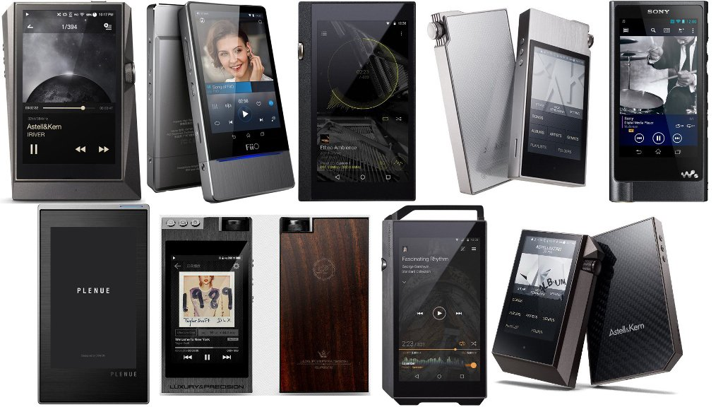 best portable music player 2016