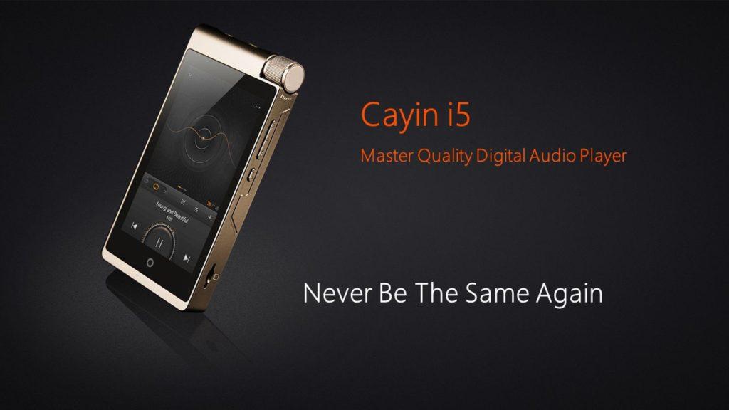 Cayin i5 Digital Audio Player-07