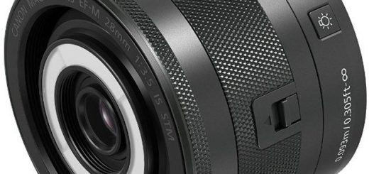 Canon EF-M 28mm f3.5 Macro Lens-01