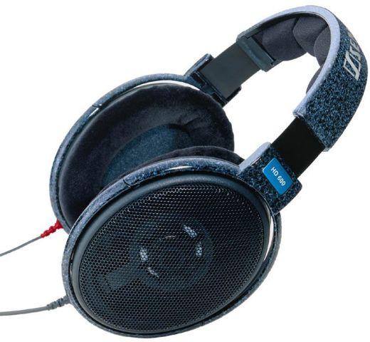 sennheiser hd 600 open back headphone audio visual pro gear. Black Bedroom Furniture Sets. Home Design Ideas