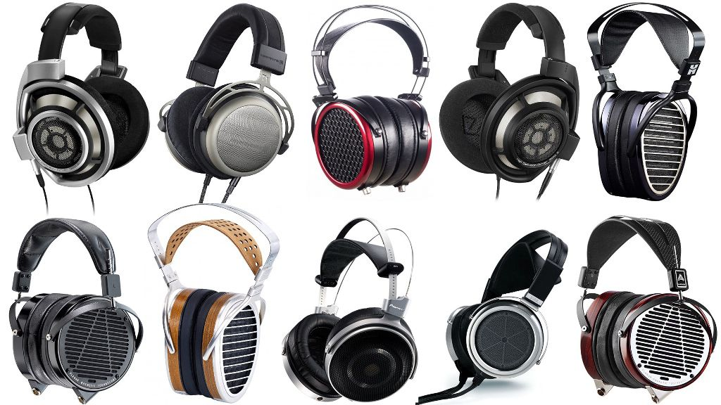 The Best and Ultimate HiFi Open Back Headphones - Money No Object 2016 Edition