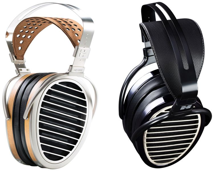 HiFiMAN HE1000 V2 and Edition X V2 Planar Headphones
