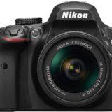 Nikon D3400 Black DSRL-06