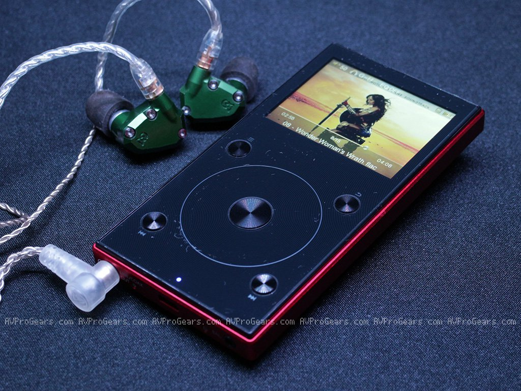 Fiio X3 Mark III Portable Hi-Res Lossless Music Player